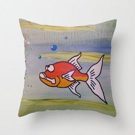 Two Tone Throw Pillow