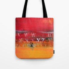 XYZ Tote Bag