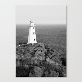 Cape Spear Lighthouse No.4 Canvas Print
