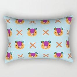 Animal Crossing New Leaf Stitches Teddy Bear Rectangular Pillow