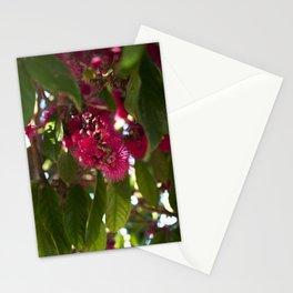 Japanese flower Stationery Cards