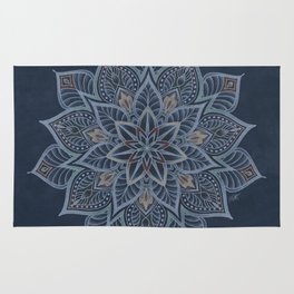 Essence - blue/multi Rug
