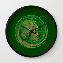 MindMap.02 - Reality Radar Wall Clock