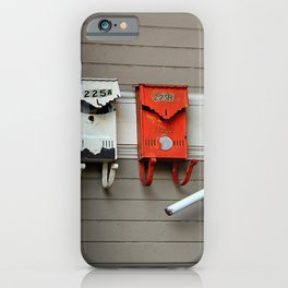 The Same Only Different iPhone Case