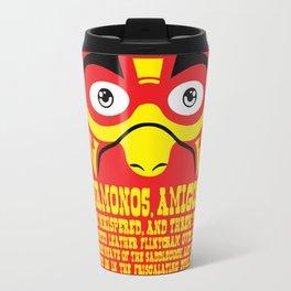 Vamonos Amigos Travel Mug
