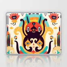 The Secret Key Laptop & iPad Skin