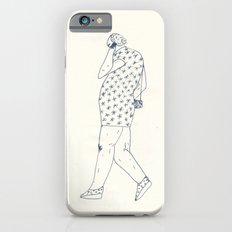 woman with phone Slim Case iPhone 6s