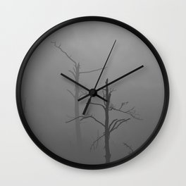 340 | bastrop state park Wall Clock