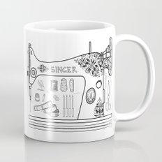 Weapons Of Mass Creation - Sewing Mug