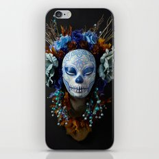 Berry Harvest Muertita iPhone & iPod Skin