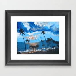 Goa Framed Art Print
