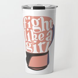 fight Travel Mug