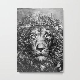 Civilization Metal Print
