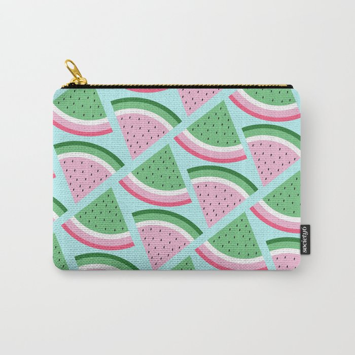 FreshWatermelon Carry-All Pouch