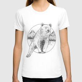 Nature Bear T-shirt