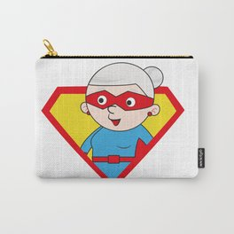 Super Grandma 3 Carry-All Pouch