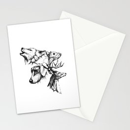 Moony Wormtail Padfoot Prongs Stationery Cards