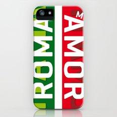 Roma Mi Amor. Italia Italy Poster iPhone 4 5 6, ipod, ipad case Samsung Galaxy iPhone (5, 5s) Slim Case