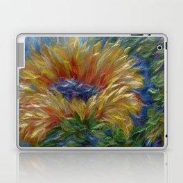 Sunflower Painting Laptop & iPad Skin