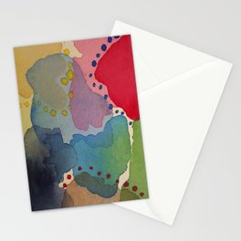 Abstract Mini #13 Stationery Cards