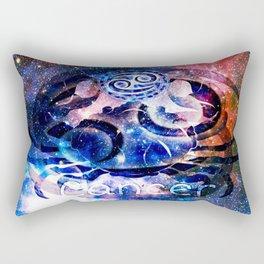 Astrology Cancer Sign Rectangular Pillow