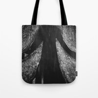 angels Tote Bags featuring Angels by Ni.Ca.
