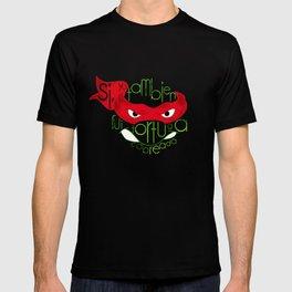 Yo también fui tortuga T-shirt
