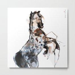 Blb's Horse II Metal Print