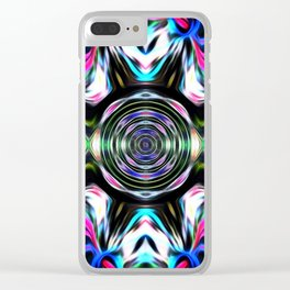 Soul Smoother Clear iPhone Case
