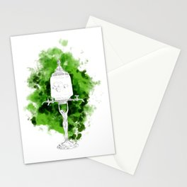 Absinth fountain Stationery Cards