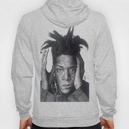 Jean-Michel Basquiat Drawing Hoody