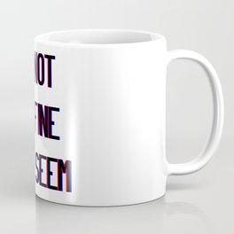 3D Migraine Coffee Mug