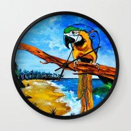 High Esteem Wall Clock
