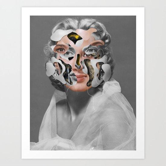 Scrape Off / Radiations (2013) Art Print