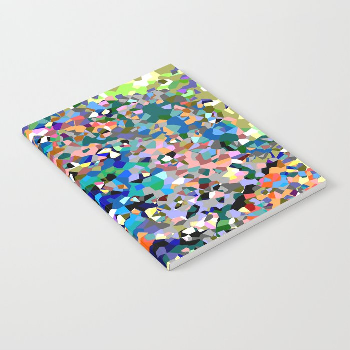 Crystallize 6 Notebook