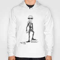 karl lagerfeld Hoodies featuring Karl Lagerfeld by David Cessac
