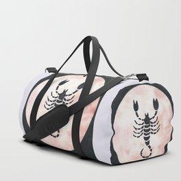 Scorpio - Zodiac sign Duffle Bag