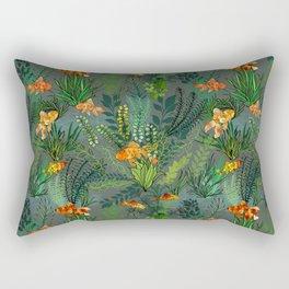 Goldfish Bowl Rectangular Pillow