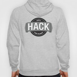 Hack The Planet Hoody