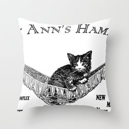 Hank Scorpio sent me! Throw Pillow