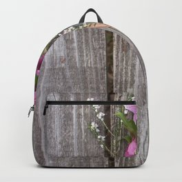 February Bouquet Backpack