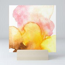 Sarasvati n°3 Abstract Series Mini Art Print