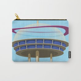 Science fiction Skyscraper. Carry-All Pouch