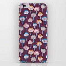 Pattern Project #41 / Mushrooms iPhone & iPod Skin