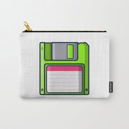 Retro - diskette Carry-All Pouch