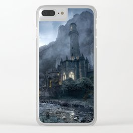 Sanctuary Clear iPhone Case