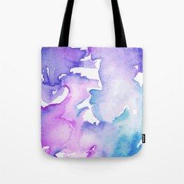 blue wash Tote Bag