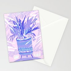 plant smell Stationery Cards