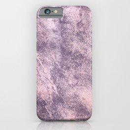 Stone Series II: Lavendite iPhone Case