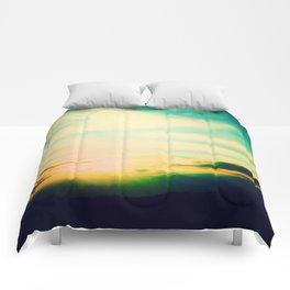 Sunset Serenade Comforters